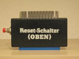 Reset-Schalter