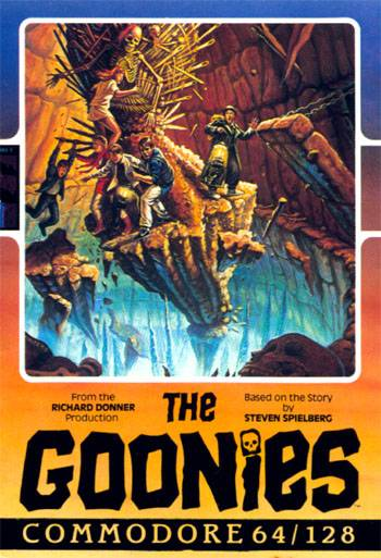 """Cover"" von The Goonies"