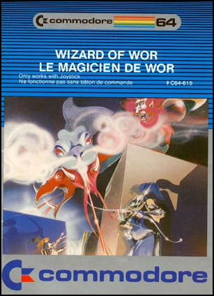 Cover von 'Wizard of Wor'