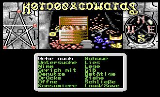 Heroes & Cowards – C64-Wiki
