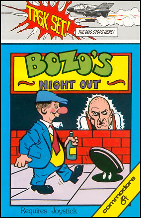 """Cover von Bozo´s Night Out"""