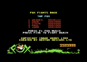 FoxFightsBack Highscore Werner.png