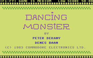Titelbild von Dancing Monster