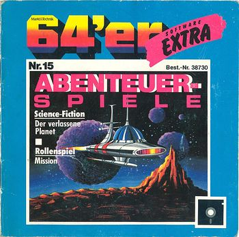... 64'er Extra Nr.15 - Front Cover ...