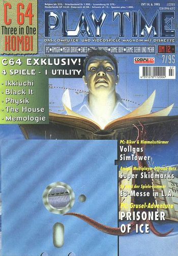 Cover der Play Time 7/95