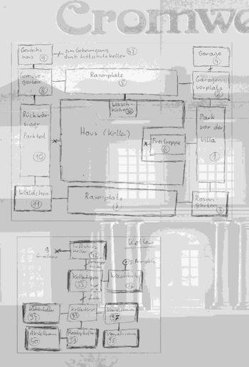 Cromwell House - Map (Teil 1)