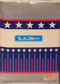 Cover von Slalom (Ultimax)