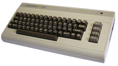 Commodore 64 - Im Brotkastengehäuse