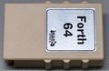 0262 - Commodore C64 Forth 64 cartridge front.JPG