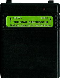 Final Cartridge 3 - neue Version
