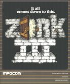 ... Zork 3 - Front Cover ...