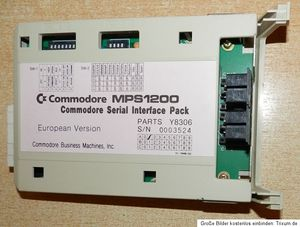Interface MPS 1200