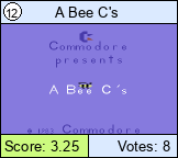 A Bee C's