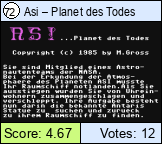 Asi – Planet des Todes