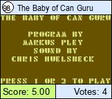 The Baby of Can Guru