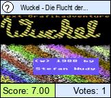 Wuckel - Die Flucht der Sumpfgeister