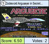 Codeword Arguseye in Secret Mission