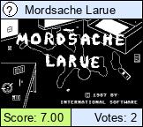 Mordsache Larue
