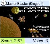 Master Blaster (Kingsoft)